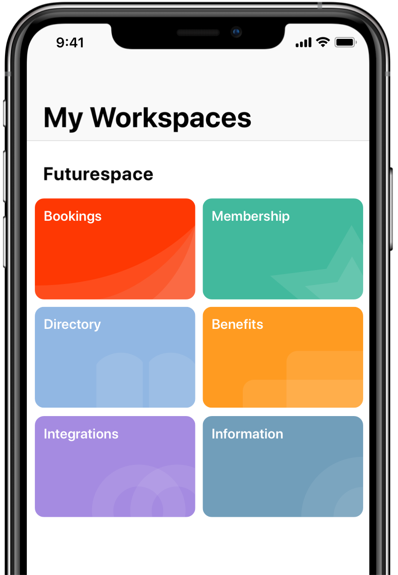 Coworking Space in Your Pocket